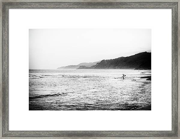 Ambitious Framed Print