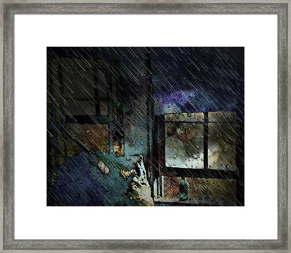 Ambivalence Framed Print