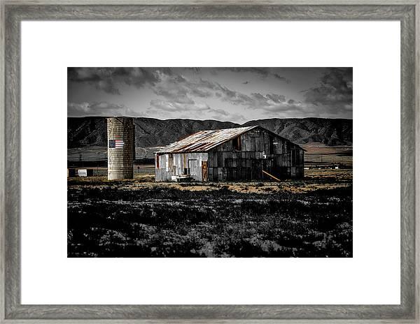 American Cylo - Lancaster, California  Framed Print
