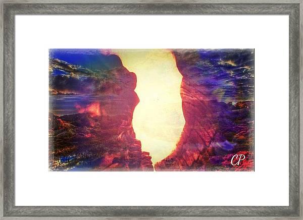 Anahel Framed Print
