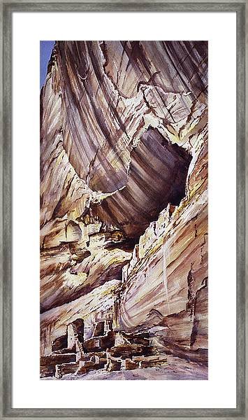 Anassasi Wall Framed Print