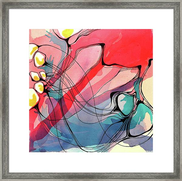 And It's Havoc Framed Print