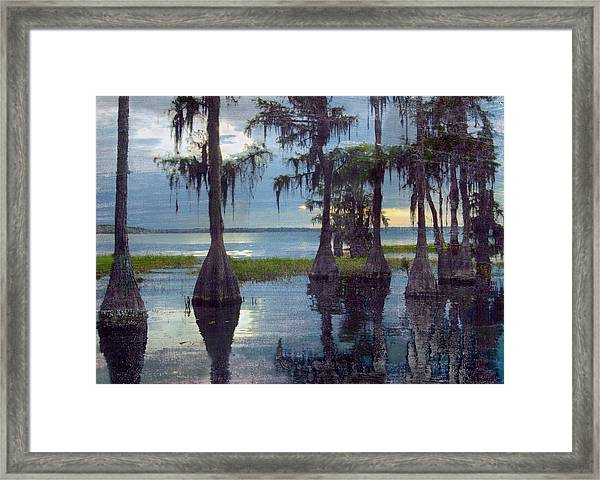Andera'a View Framed Print