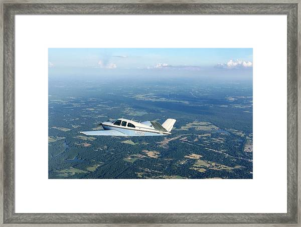 Andy And His Bonanza Framed Print