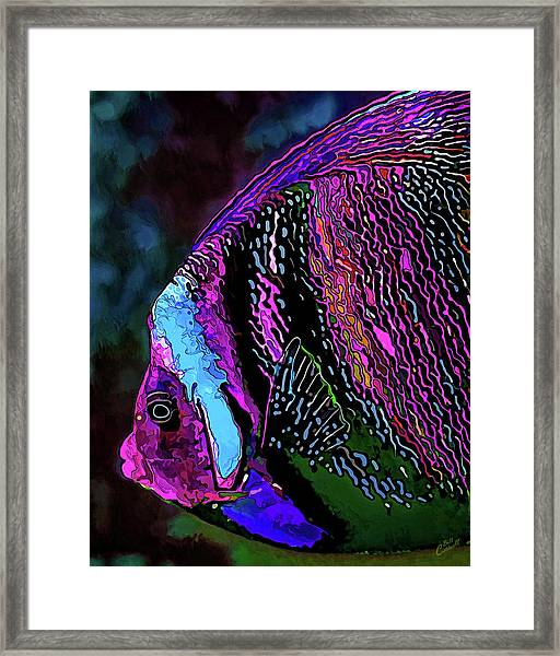 Angel Face 1 Framed Print