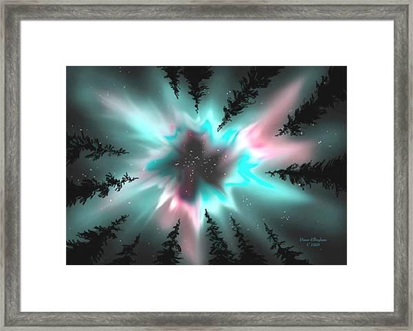 Angelwings Framed Print
