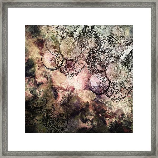 Anima Abstract Framed Print