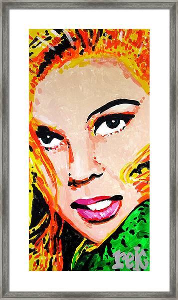 Ann-m Framed Print