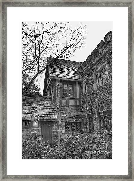 Annex At Ringwood Manor Framed Print