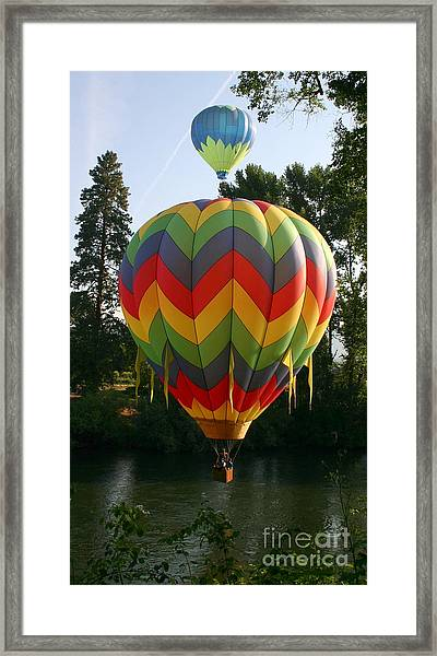 Another Bright Idea Framed Print