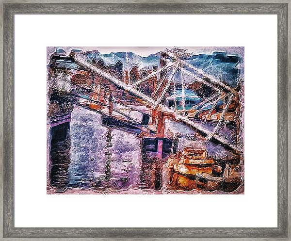 Another Picture For A Dentist Waiting Room Framed Print