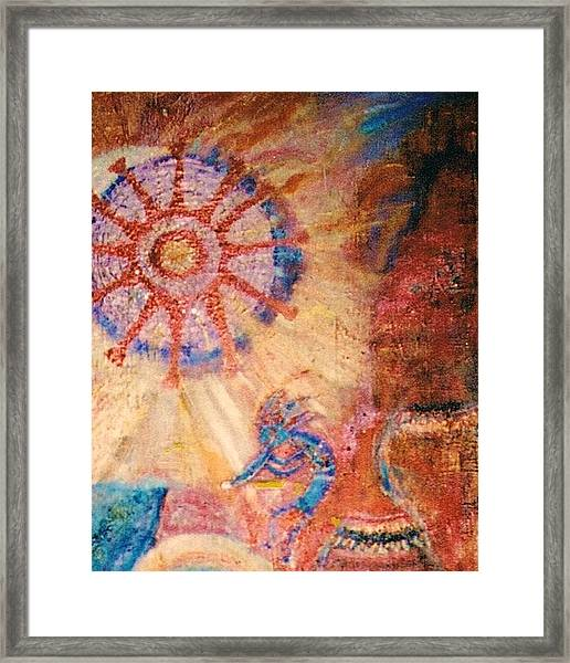 Another View Framed Print by Anne-Elizabeth Whiteway
