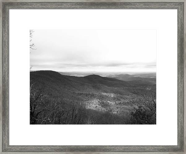 Ansel Framed Print