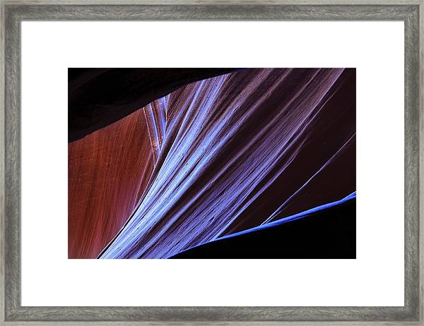 Antelope Canyon I Framed Print