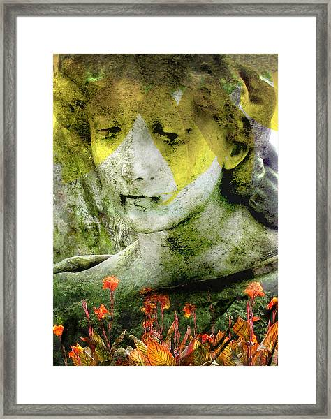 Antheia - Summer Framed Print