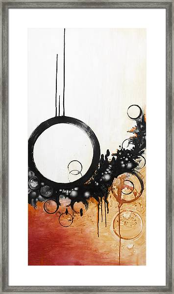 Antigravity Framed Print