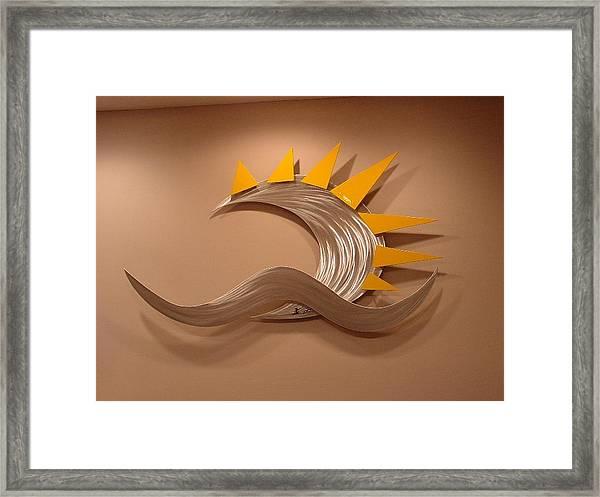 Anu Framed Print by Mac Worthington