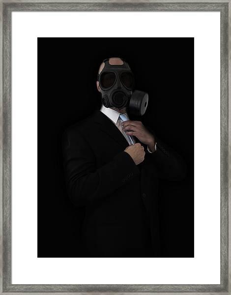 Apocalyptic Style Framed Print