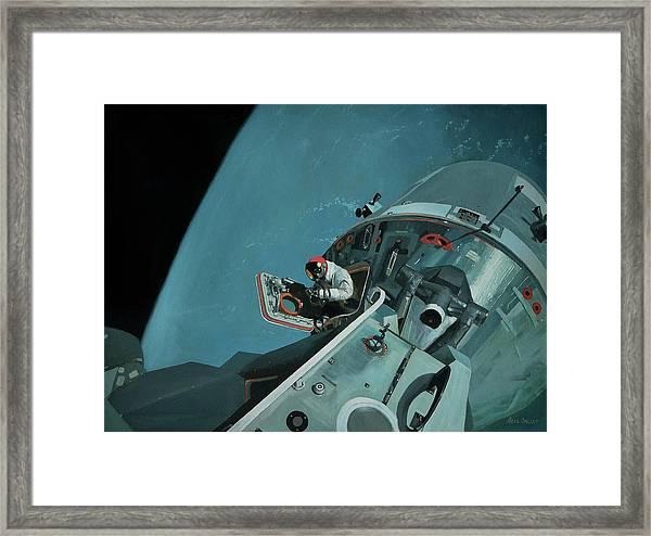 Apollo Framed Print by Arild Amland