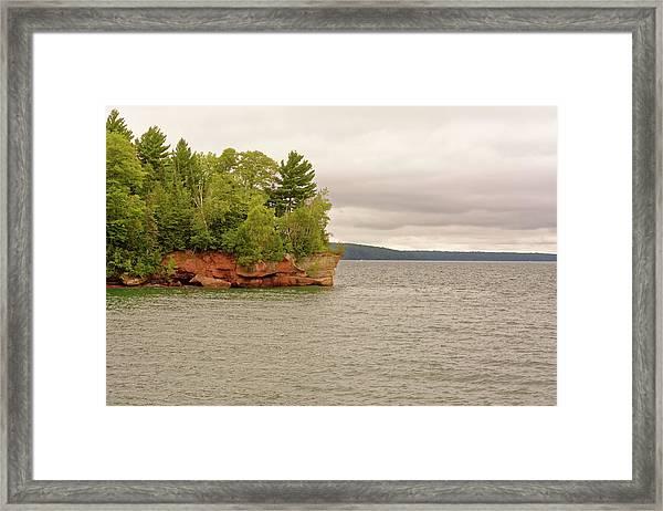 Apostle Islands Framed Print