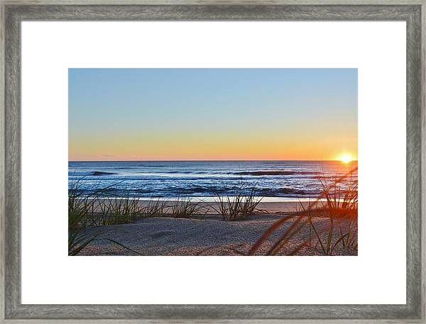 April 1, 2017 #1 Framed Print