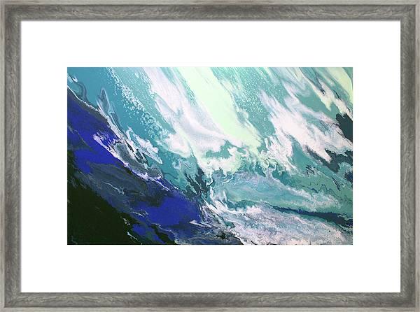 Aquaria Framed Print