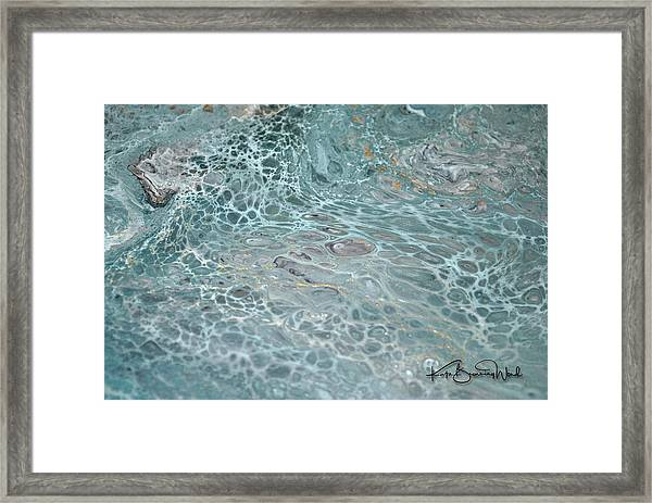 Aquatic 3 Framed Print