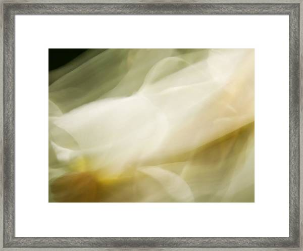 Arc Of Light Framed Print