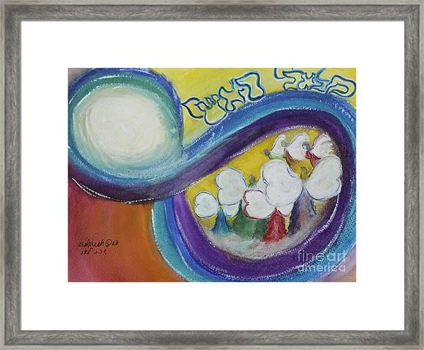 Archangels Framed Print
