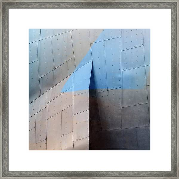 Architectural Reflections 4619h Framed Print
