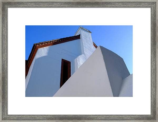 Architecture Photography From Saint Augustine Florida Framed Print