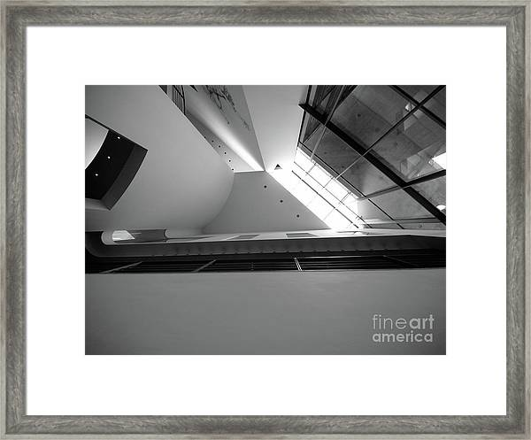 Architecture_01 Framed Print