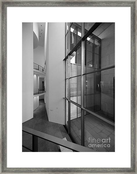Architecture_05 Framed Print