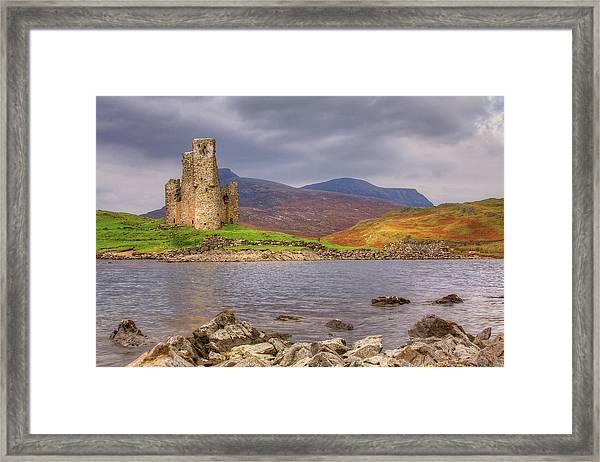 Ardvreck Castle Framed Print