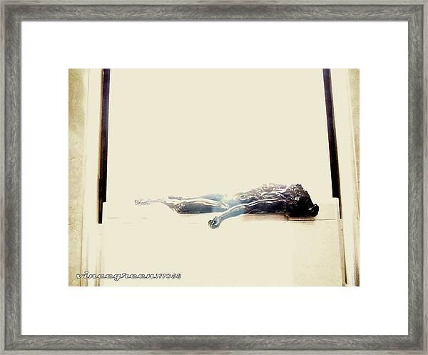 Arising Light Framed Print