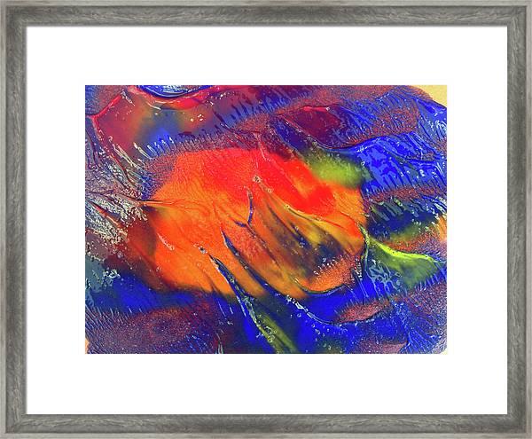 Art 0a Framed Print by Leigh Odom