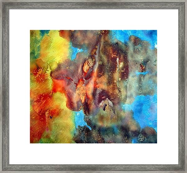 Art Leigh Odom 0005 Framed Print by Leigh Odom