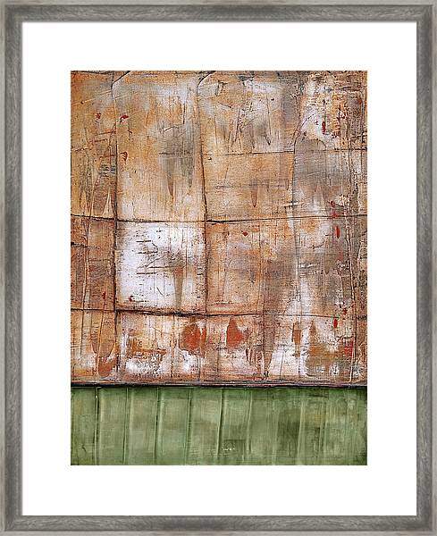 Art Print Abstract 35 Framed Print