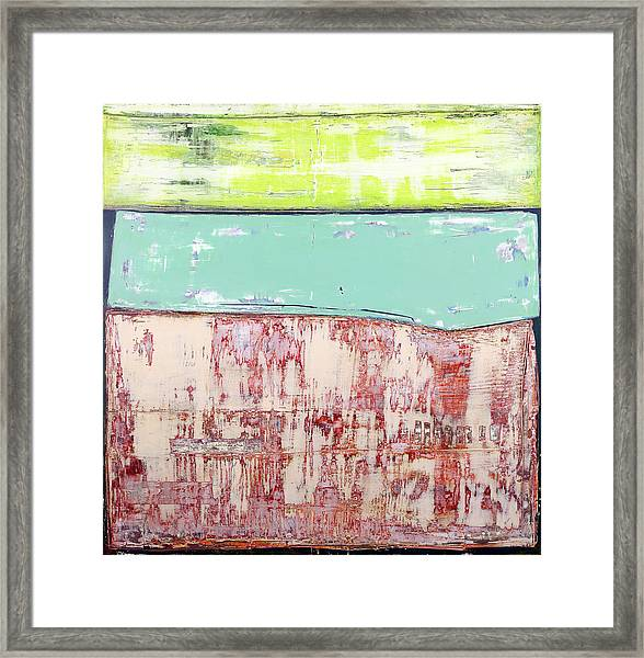 Art Print Abstract 19 Framed Print