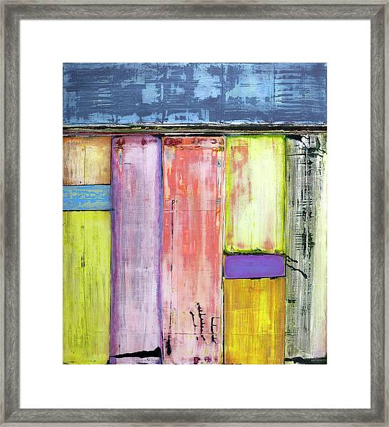 Art Print Abstract 47 Framed Print