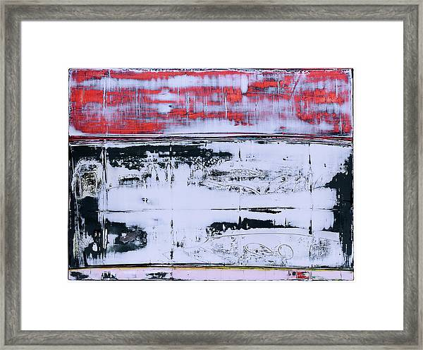 Art Print Abstract 99 Framed Print