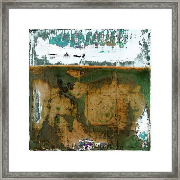 Art Print California 04 Framed Print