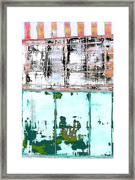 Art Print Carneval Framed Print