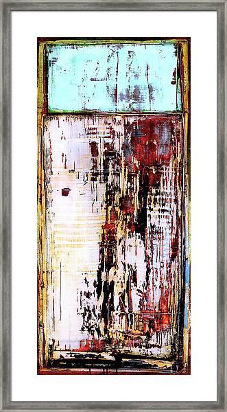 Art Print Sierra 9 Framed Print