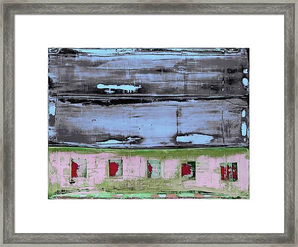 Art Print Sierra 7 Framed Print