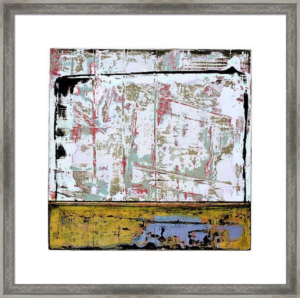 Art Print Square 9 Framed Print