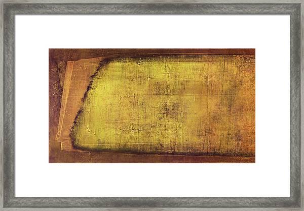 Art Print Terra Framed Print