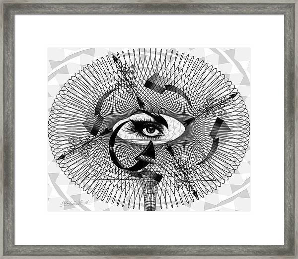 Art Redux Framed Print