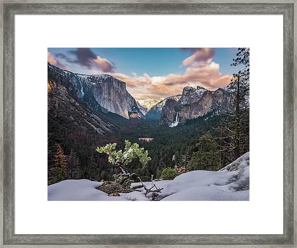 Artist Point Framed Print