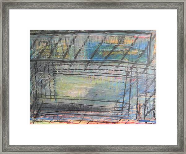 Artists' Cemetery Framed Print